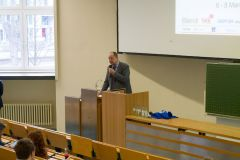 35 - GOR 19 Opening Ceremony: Prof. Dr. Stefan Herzig (President of TH Köln -  University of Applied Sciences, Germany)