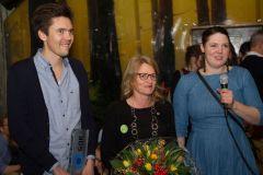 71 - GOR Best Practice Award 2019 Jury: Heiko Lorenzen (DeutschlandCard, Germany), Dr. Anke Müller-Peters (marktforschung.de, Germany), Maria Tewes (Jury Chair & respondi, Germany)
