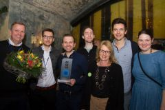 74 - GOR Best Practice Award 2019 Jury and Winners